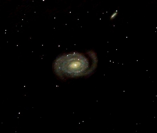 NGC5364 in Virgo,                                AlBroxton