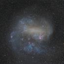 Große Magellansche Wolke,                                Alexander Voigt