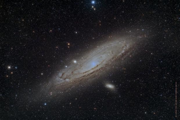 Andromeda Galaxy M31,                                photoman888