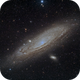 Andromeda Galaxy M31,                                photoman888