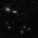 NGC3169, NGC3166, NGC3165,                                Carlos