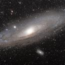 Andromeda  Galaxy 2017,                                PapaMcEuin
