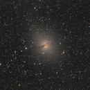 Centaurus A from La Palma,                                Alexander Voigt