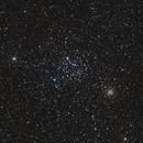 Messier 35 - RGB,                                Steve Milne