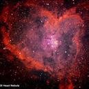IC1805 Heart Nebula,                                poblocki1982