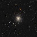 M13 Hercules Globular Cluster 20210609 7440s 01.4.3,                                Allan Alaoui