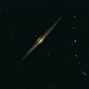 Needle Galaxy,                                hydrofluoric