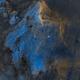 Pelican Nebula,                                jeff2011