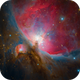 Great Orion Nebula,                                GoldfieldAstro
