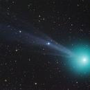 Comet C/2014 Q2 (Lovejoy) January 8 2015,                                Kevin Parker