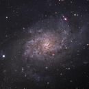 M33 Pinwheel Galaxy,                                Stathis