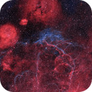 Part of Vela Supernova Remnant,                                Zhuoqun Wu