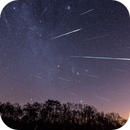 2017 Geminid Meteor Shower,                                Matt Harbison