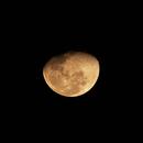 Luna sobre Santiago,                                Luciano Hormazábal