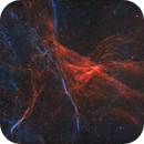 Sh2-96 • Giant Super Nova Remnant in HOO,                                Douglas J Struble