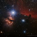 IC434 - HorseHead Nebula,                                Dario Iraci