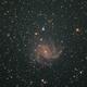 NGC6946 - the Fireworks,                                Gianni Cerrato