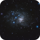 M33 - Triangulum Galaxy - HA-LRGB,                                Stuart Buchanan