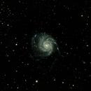 M101 - PinWheel Galaxy,                                Jim Butler