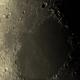 Immagine lunare con Mak 90 ,test,                                Alessandro