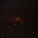 NGC7635 - Bubble Nebula,                                Marcelo