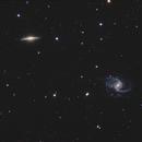 NGC 5905 and 5908,                                Patrice RENAUT