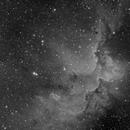 NGC7380 The Wizard Nebula - Mosaic,                                niteman1946