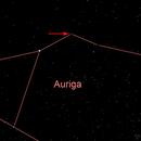 Epsilon Aurigae 2009-2011 Eclipse (animated GIF),                                gigiastro
