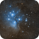 The Pleiades (Seven Sisters) M45,                                Sean McCully