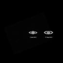 Saturn rings,                                Stefano Giardinelli