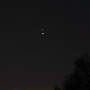 Jupiter Saturn conjunction,                                Dominique Callant