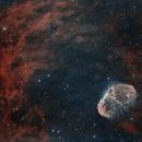 NGC6888 Crescent Nebula,                                Mike S