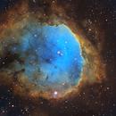 NGC 3324 in SHO, with Barlow,                                Ignacio Diaz Bobillo