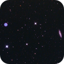 Owl Nebula (M97) & Surfboard Galaxy (M108),                                siberx