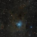 Nebulosa del Iris,                                Mikel Castander