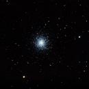 20130506_M13(Great Globular Cluster in Hercules ),                                Yongzhen Fan