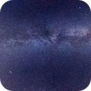 Milky Way Panorama with M31,                                Christian Kussberger