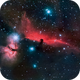 The Horsehead and Flame Nebula,                                Anurag Wasnik