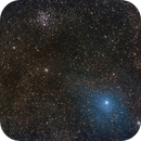 IC 1287 and NGC 6649 with small PN,                                Michael Feigenbaum