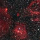 NGC7635 - Bubble Nebula,                                Frédéric Girard