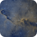 IC1396 HA+O3,                                Vincent
