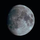 Waxing Gibbous Moon (12/26/20),                                Kurt Zeppetello