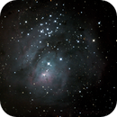 Lagoon Nebula,                                Chris Ryan