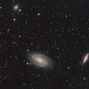 M81, M82, NGC3077, Holmberg IX,                                Kees Scherer