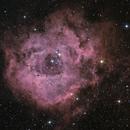Rosette Nebula,                                Glen Fountain