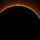 Solar prominences -05.03.20-Coronado PST (single stack),                                Adel Kildeev