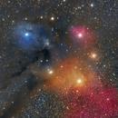 Antares Region Camera lens/DSLR Cropped,                                Carastro