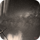 Via Láctea,                                David A. Capelari