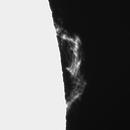 Solar prominence/ 08/10/2015 10:17-11:11 UTC,                                Pawel Warchal