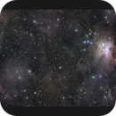 Orion Nebula Complex,                                Anis Abdul